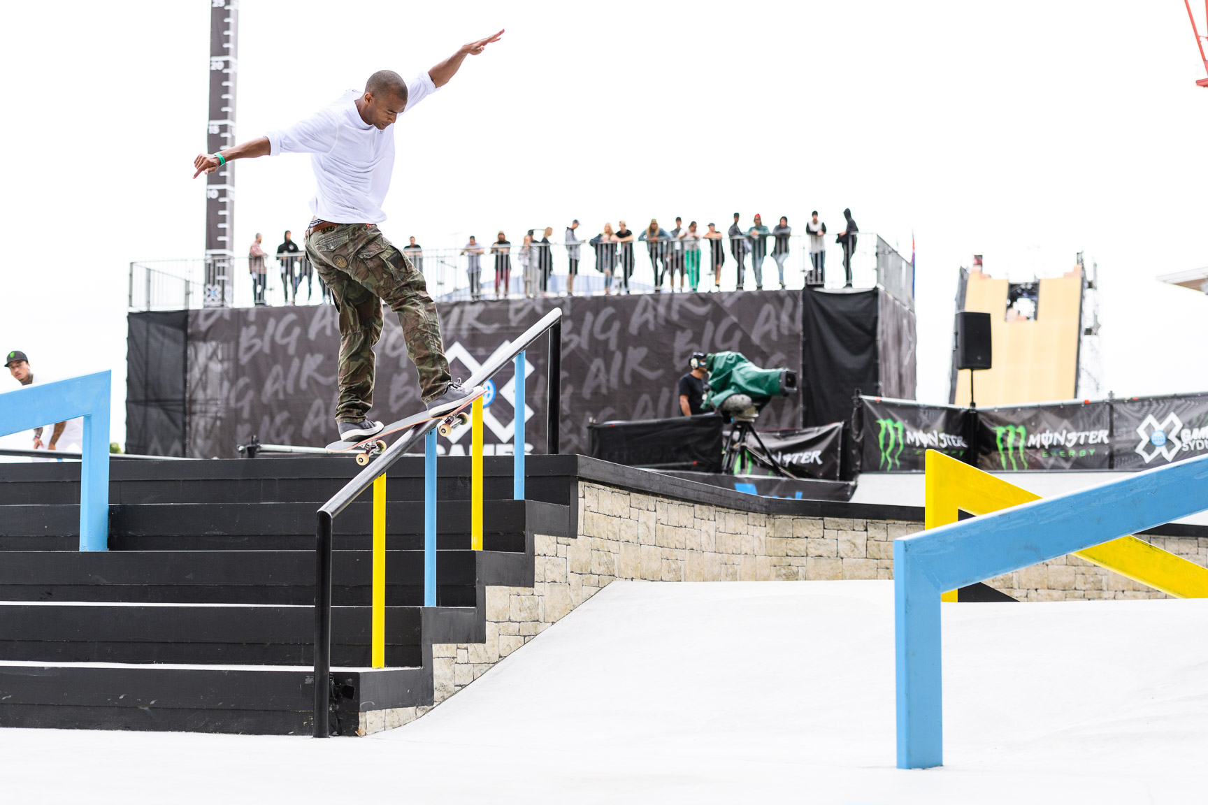Tommy Fynn, Men's Skateboard Street