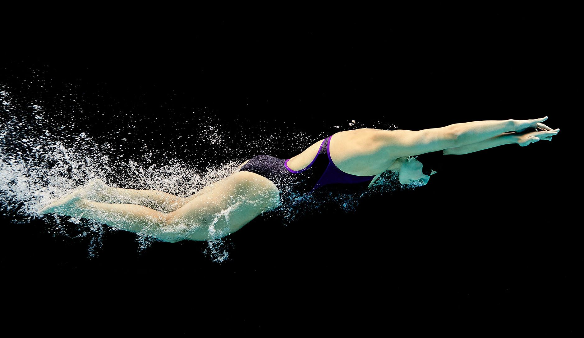 Katie Ledecky is No. 5 on ESPN The Magazine's list of the most dominant athletes of the year.