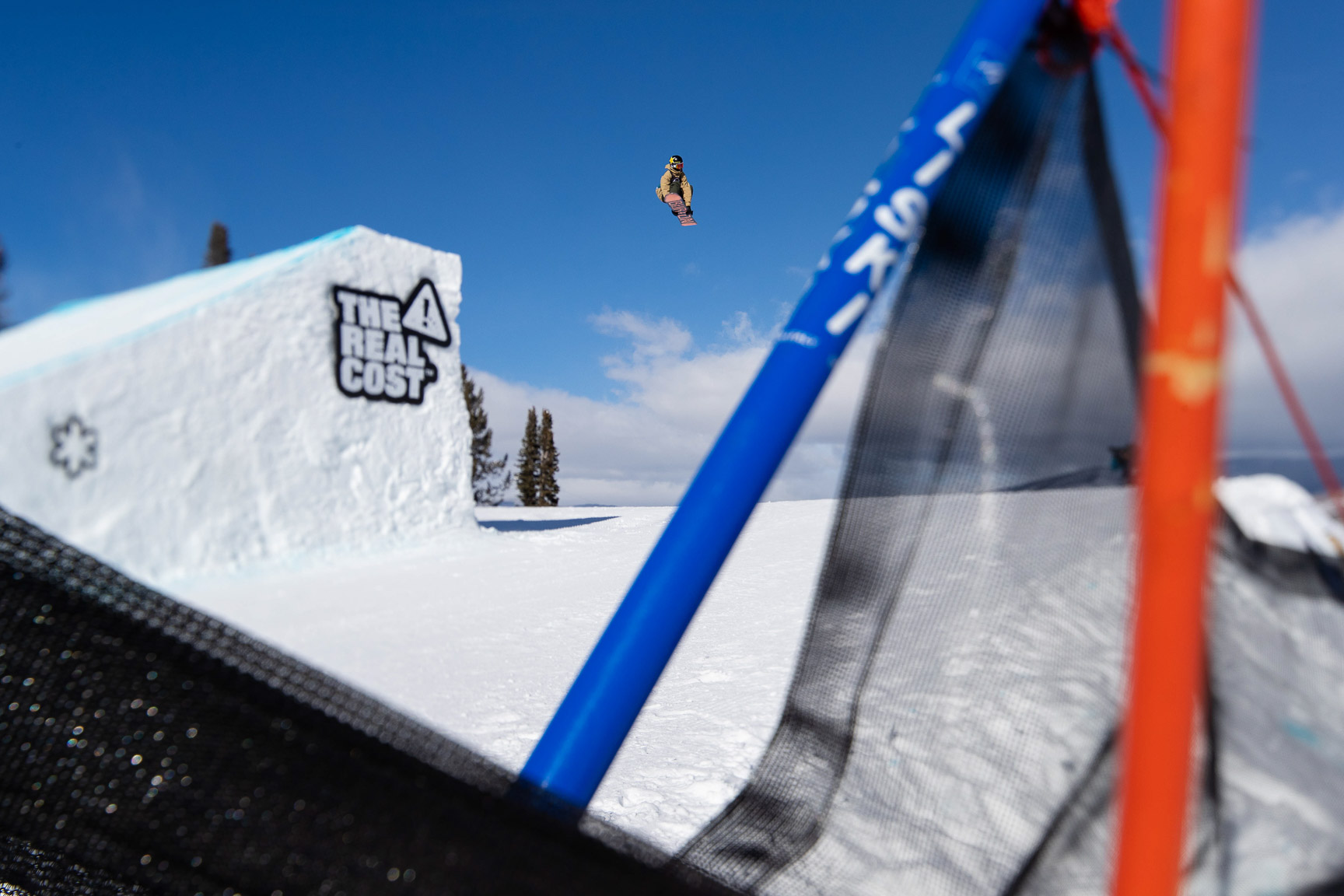 Mikey Ciccarelli, Men's Snowboard Slopestyle