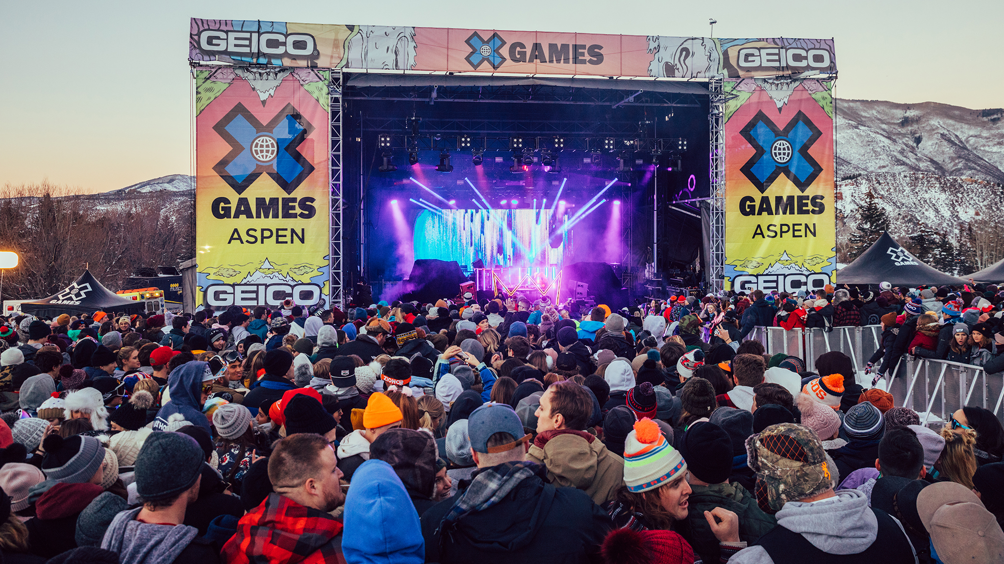 X Games Aspen 2019: Music Rewind