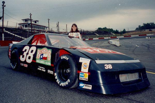 Kelley Earnhardt car