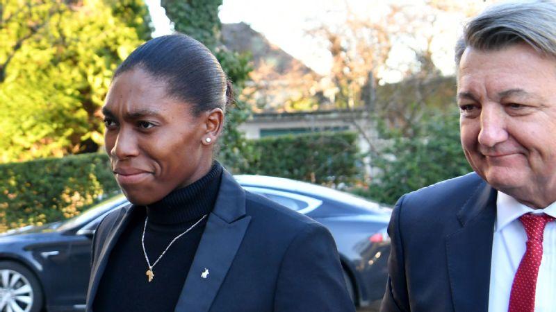 Caster Semenya: landmark case against IAAF begins in Switzerland