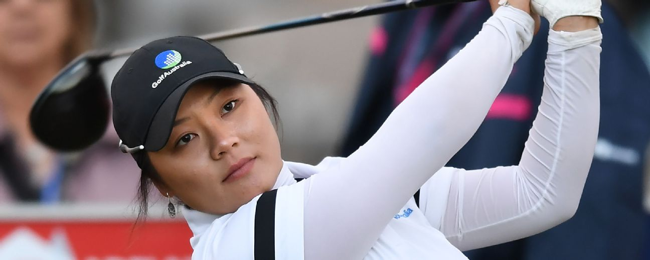 Doey Choi of Australia takes lead at Australian Ladies Classic