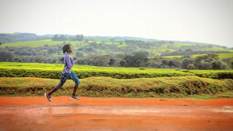 Joan Chelimo, the world's fourth-fastest women's half marathoner, is ready to go the distance.
