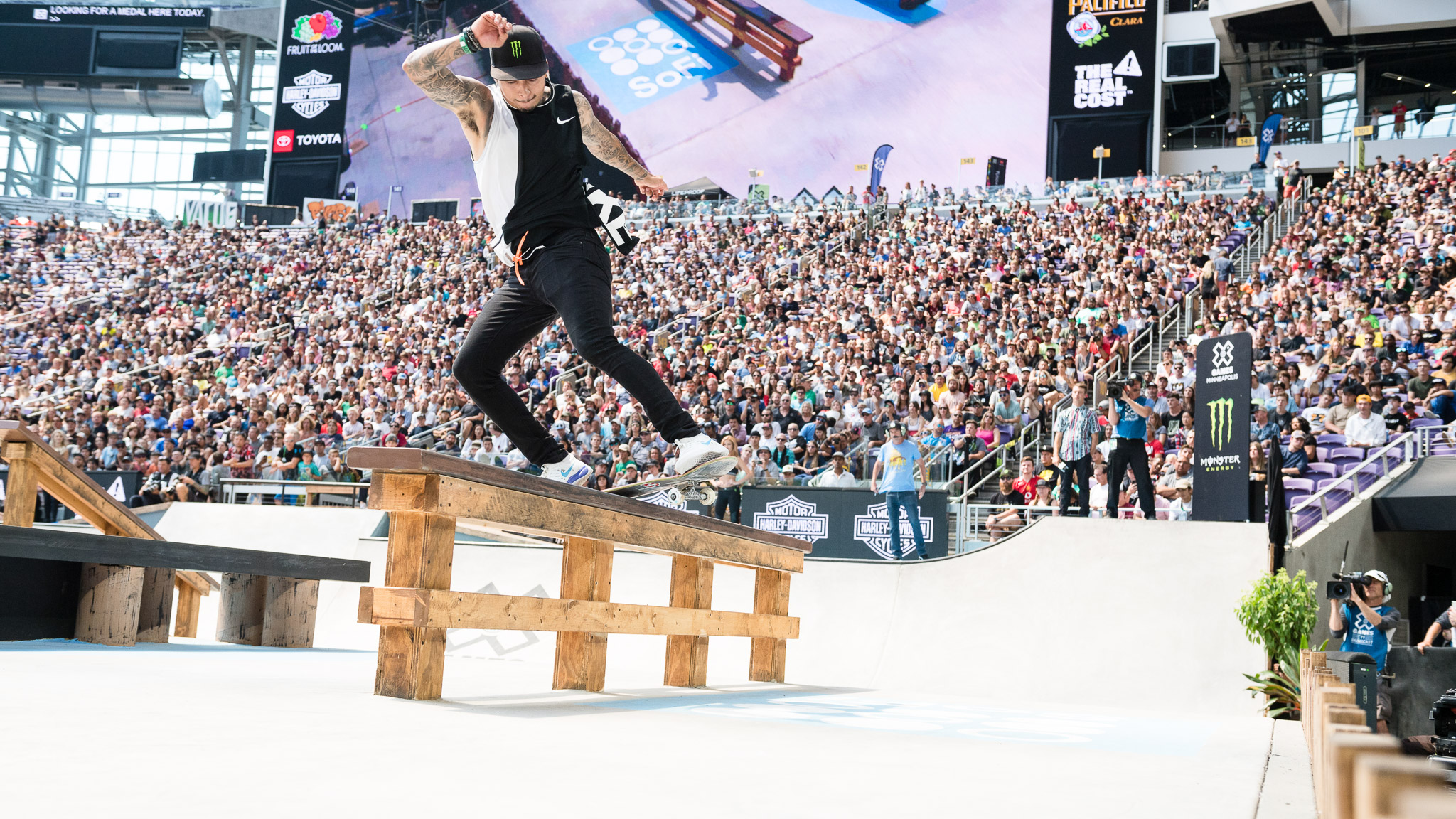 X Games Shanghai 2019: Nyjah Huston