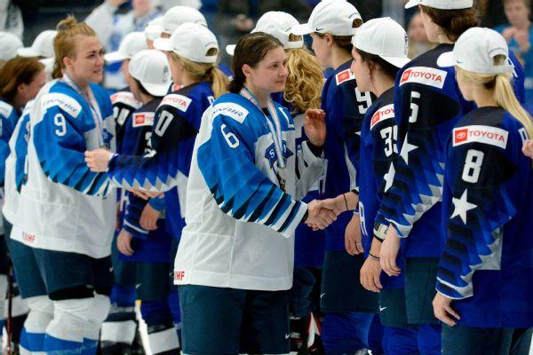 Finland v USA