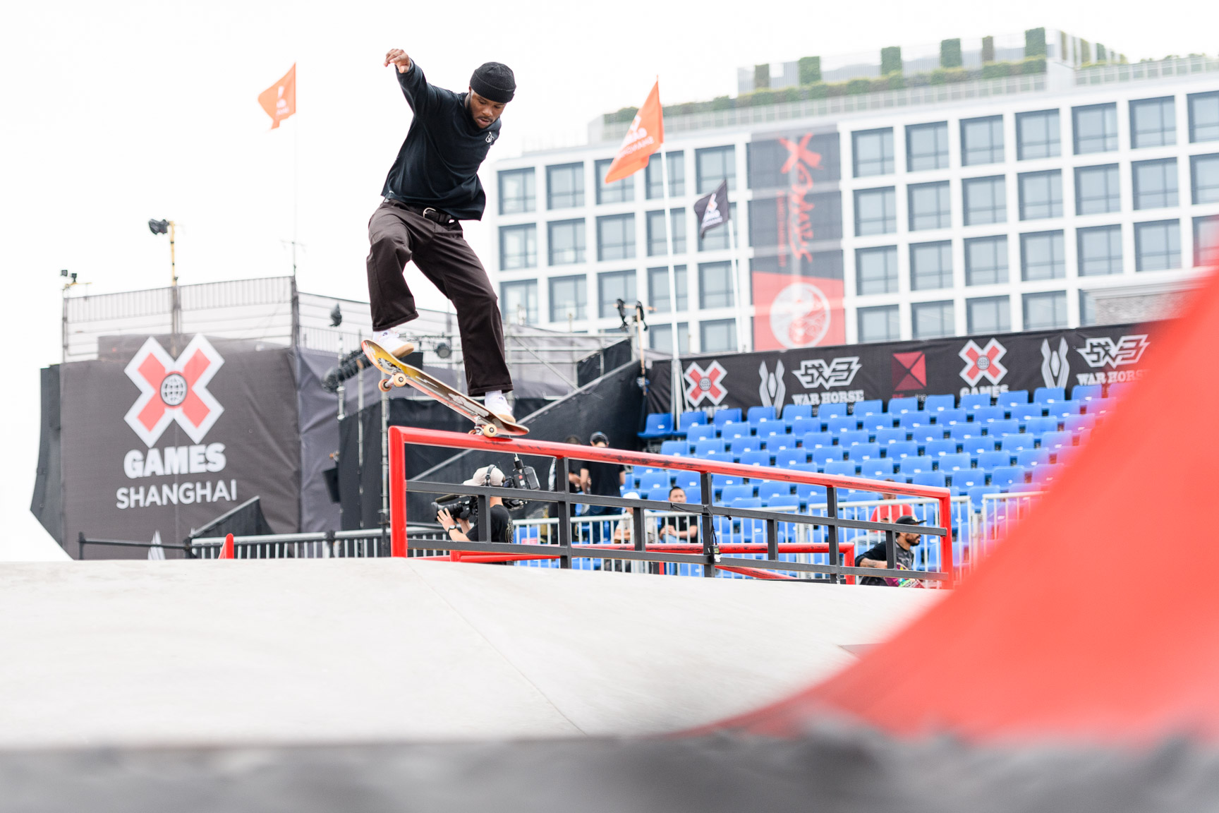 X Games Shanghai 2019: Dashawn Jordan