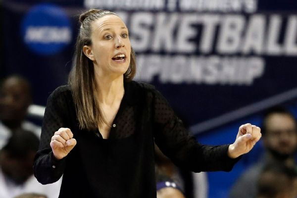 Lindsay Gottlieb has a 179-89 record in her eight seasons as the head coach of the California Golden Bears, taking the program to seven NCAA tournaments and a Final Four.