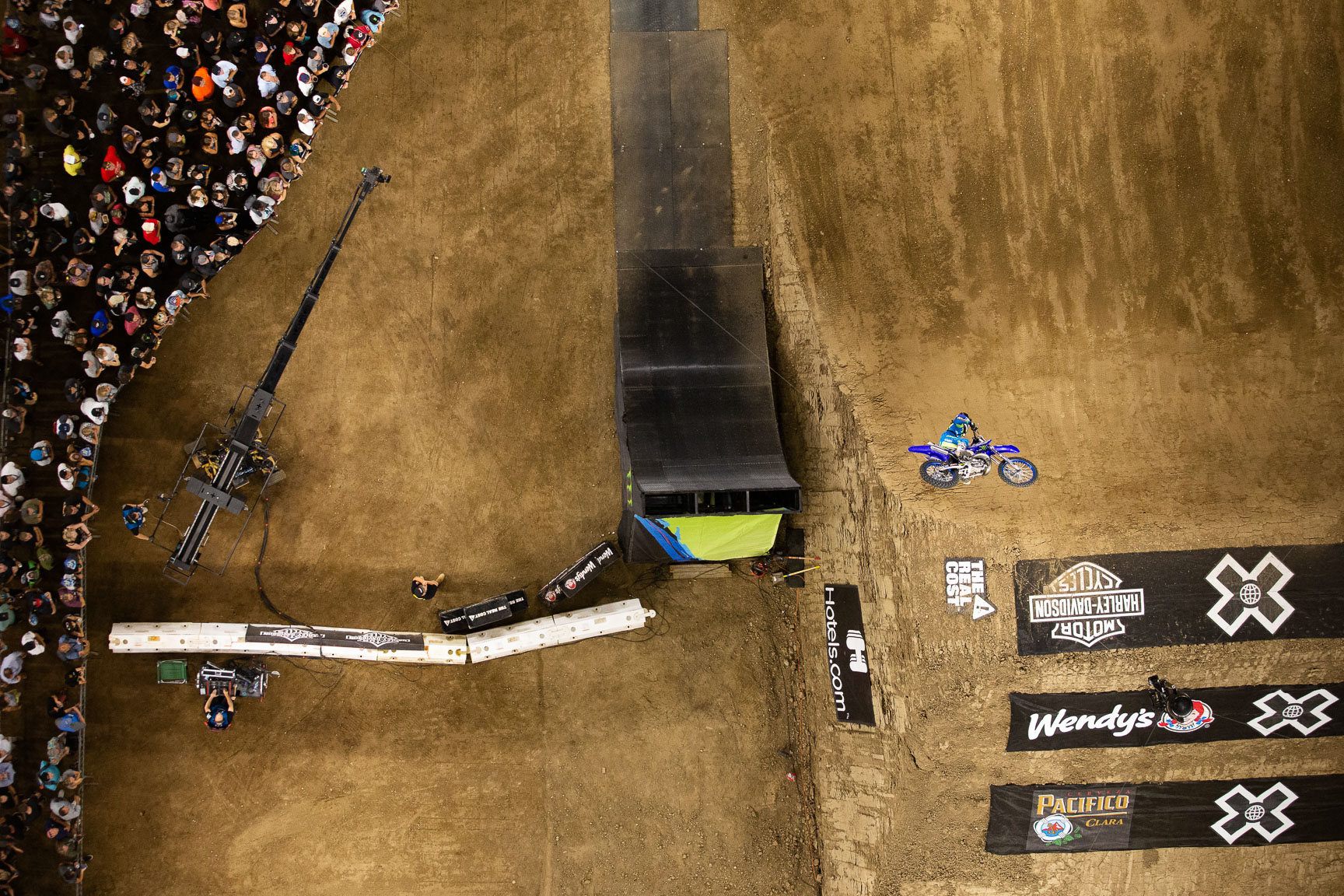 Jarryd McNeil, Moto X QuarterPipe High Air