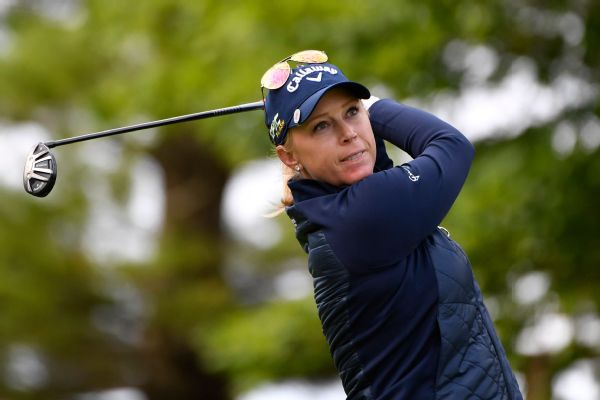 Morgan Pressel, who has played in five previous Solheim Cup competitions, will be counted on to help mentor the Team USA rookies.
