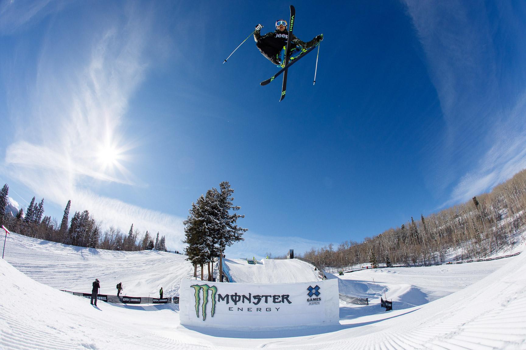 Nick Goepper, M Ski Slopestyle
