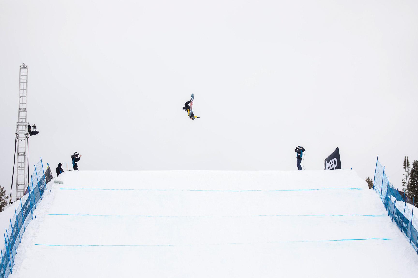 Sven Thorgren, M Snowboard Slopestyle