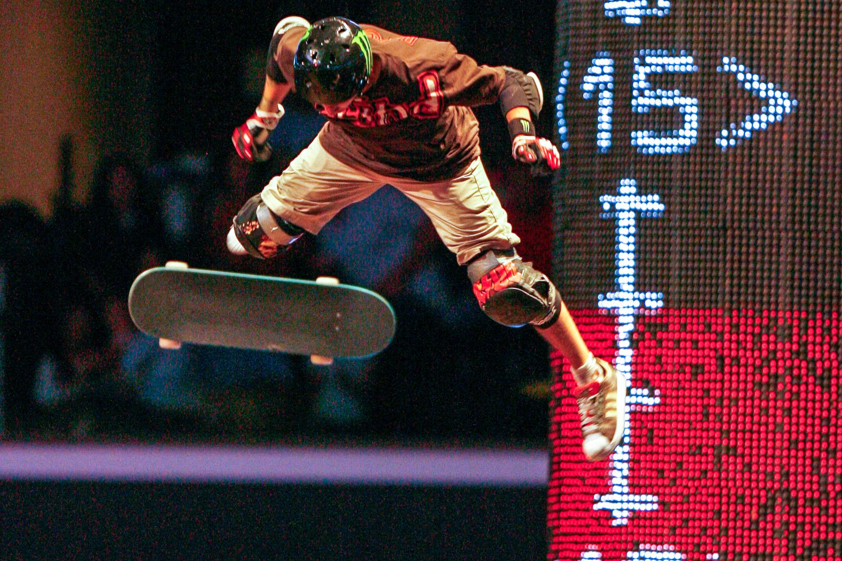 #10 Jake Brown: 47ft Big Air Slam