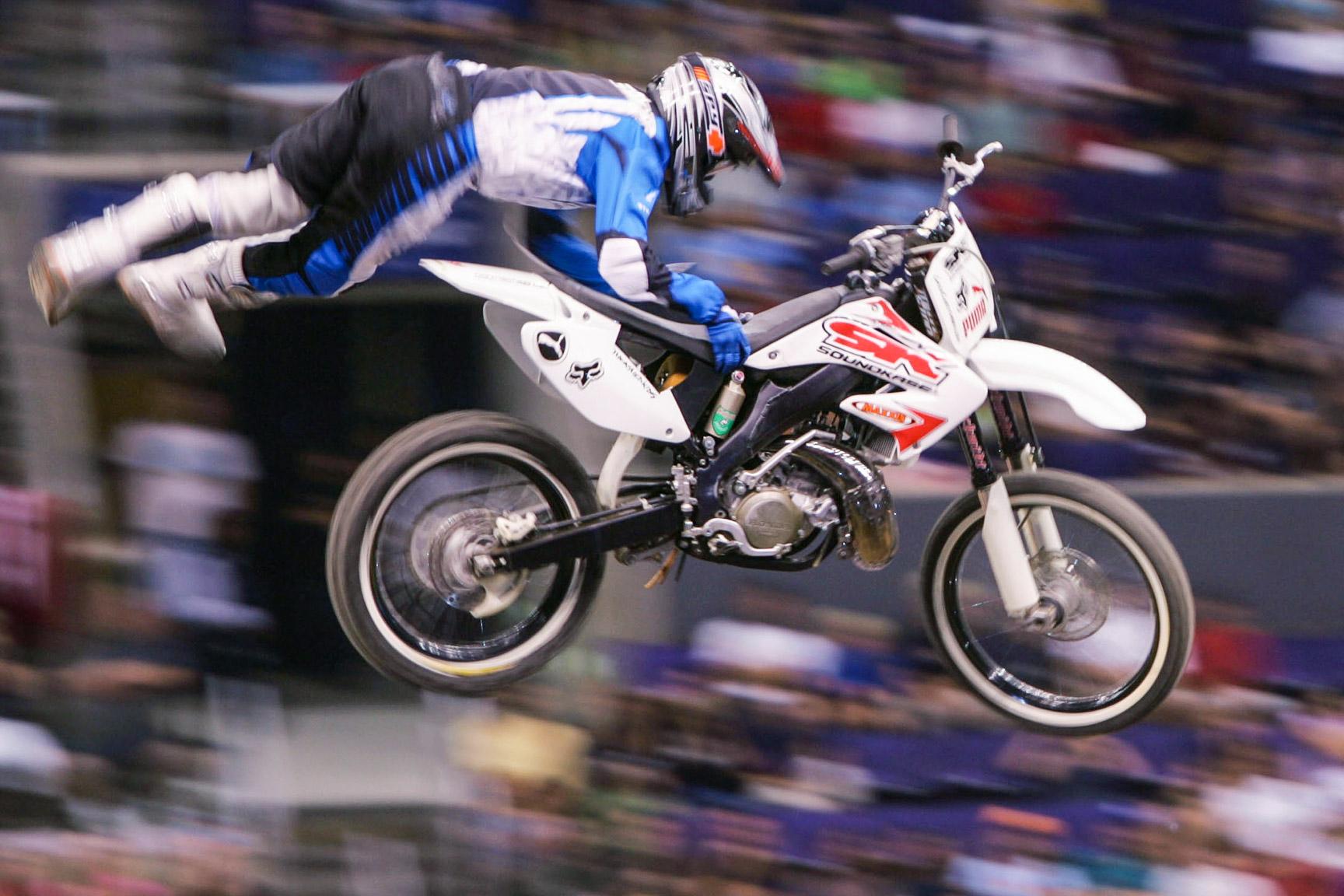 #11 Chuck Carothers: Moto X Body Varial