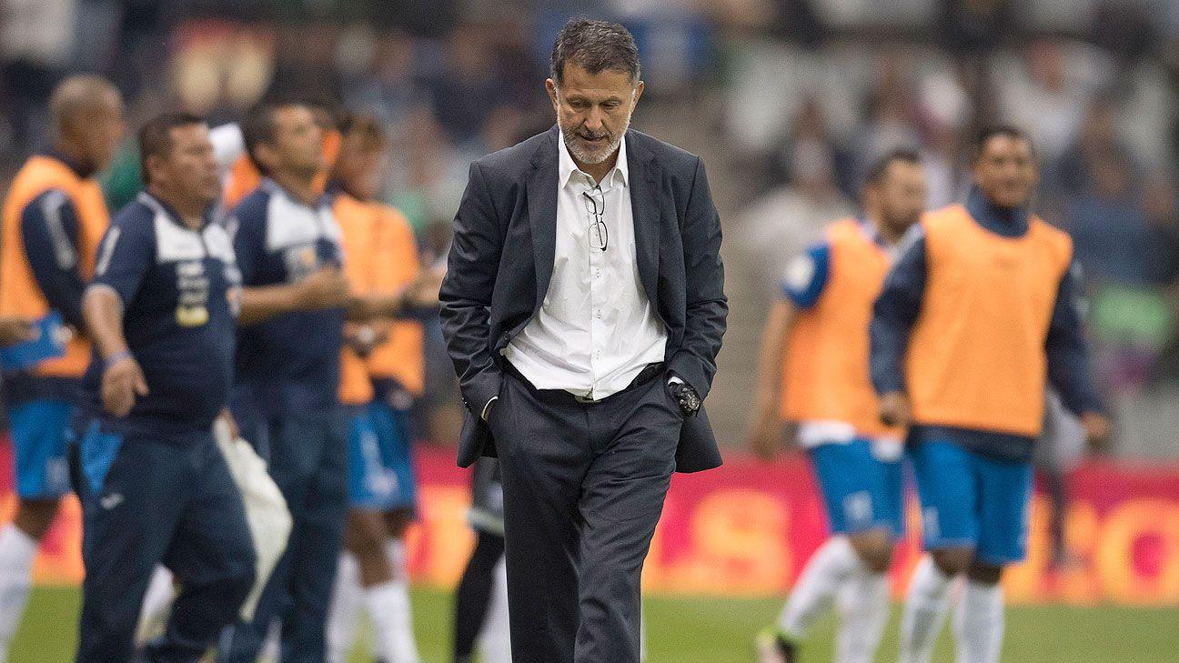Afición mexicana pide la salida de Juan Carlos Osorio ba370f63b7577