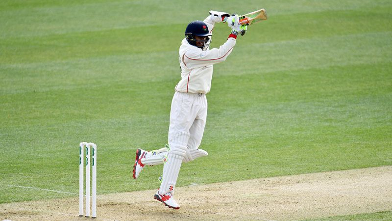 Haseeb Hameed reignites England hopes with double-century in Lancashire warm-up