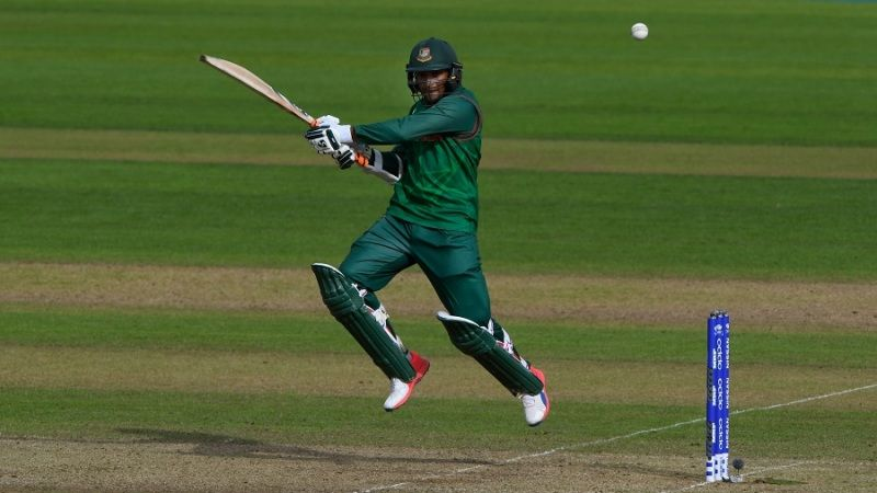 Steve Rhodes urges Shakib Al Hasan to show the World Cup why he's No. 1