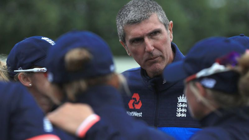 England coach Mark Robinson enthused by ICC's plans for age-group Women's World Cup