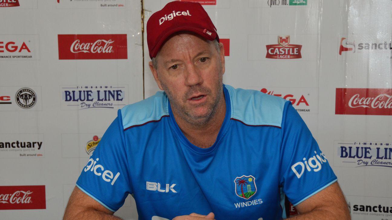 stuart law resigns as west indies coach espn