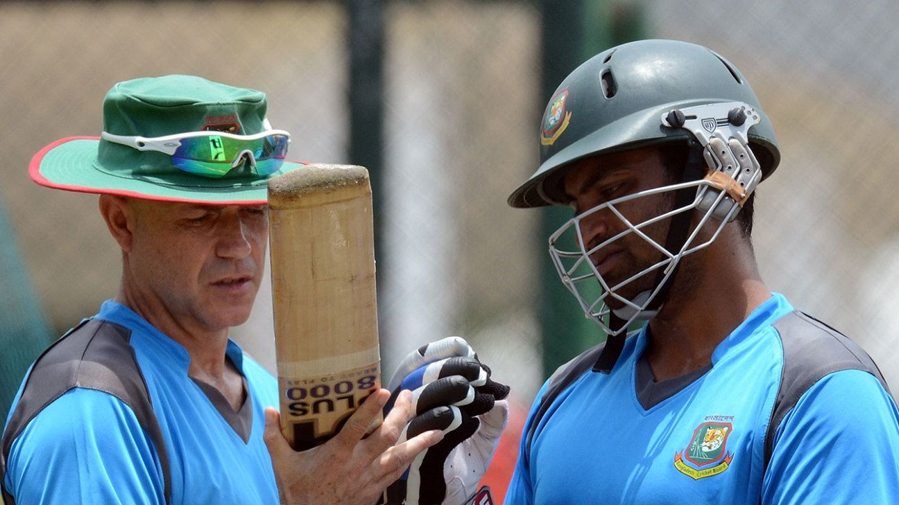 Richard Pybus set to become West Indies' head coach