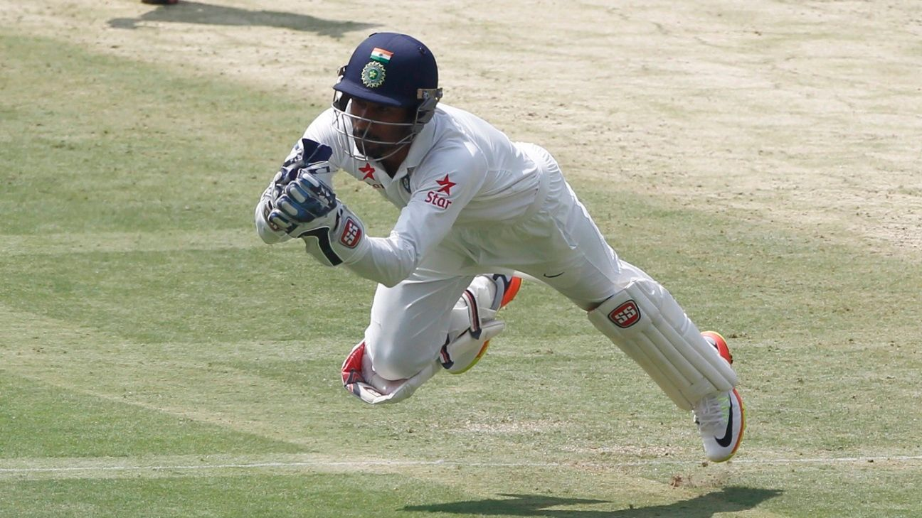 Wriddhiman Saha gets India A chance in bid to regain Test spot