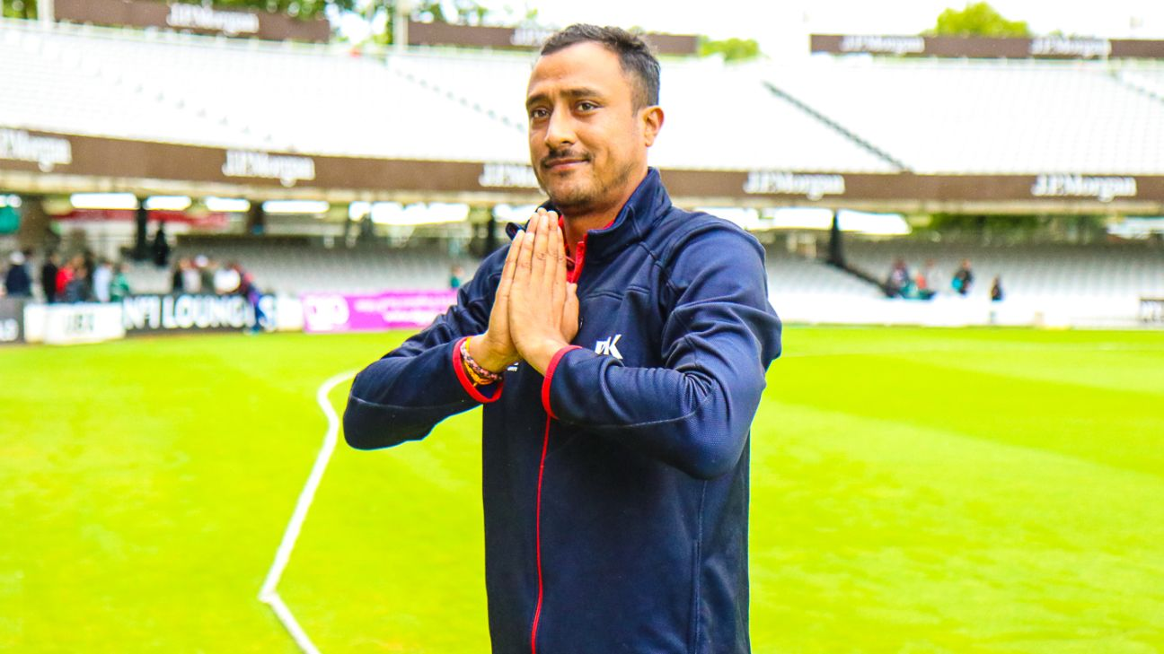 Paras Khadka resigns as captain, one day after ICC readmits Nepal