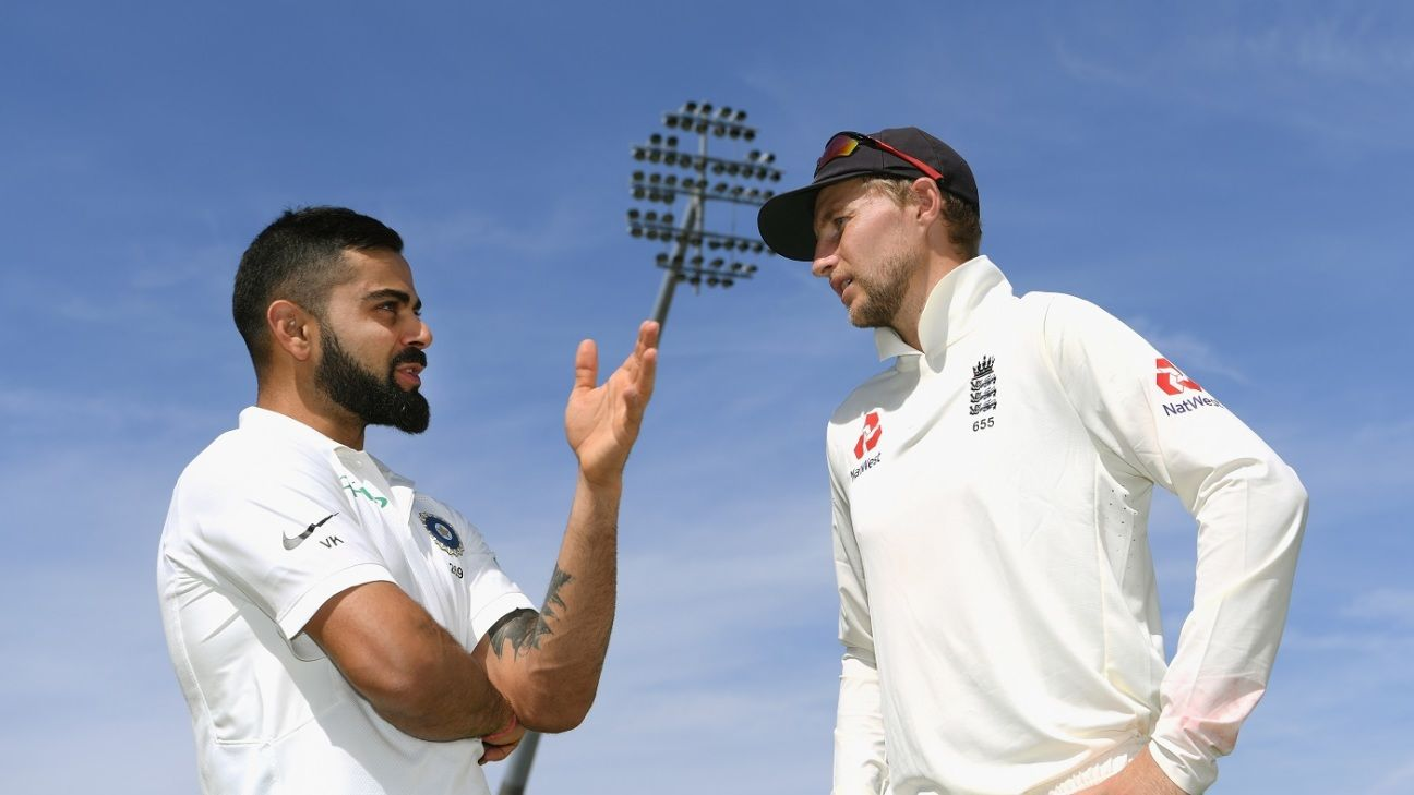 India vs England: Three-day training for teams ahead of ...
