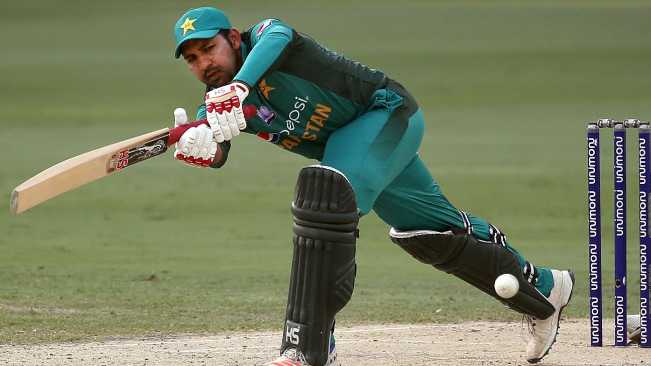 Sarfaraz Ahmed may be rested for Australia series keeping World Cup in mind