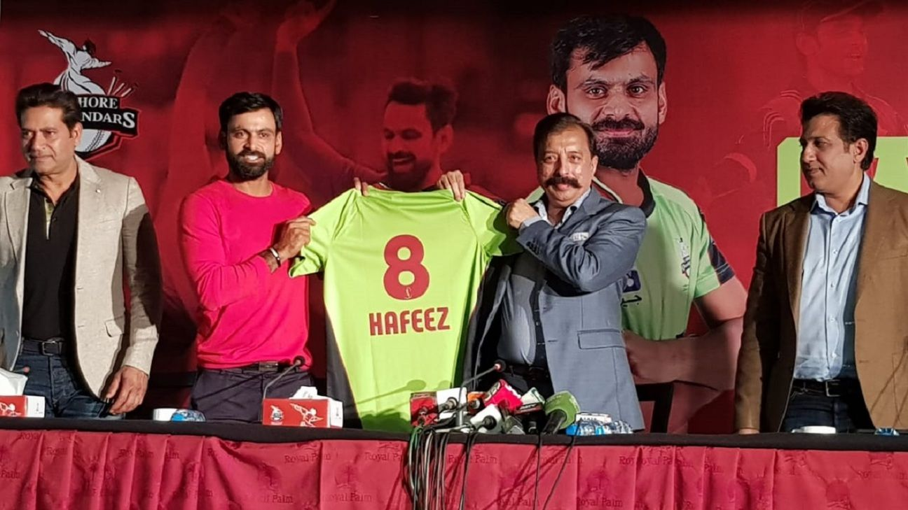 Hand injury casts doubt on Hafeez's PSL and World Cup
