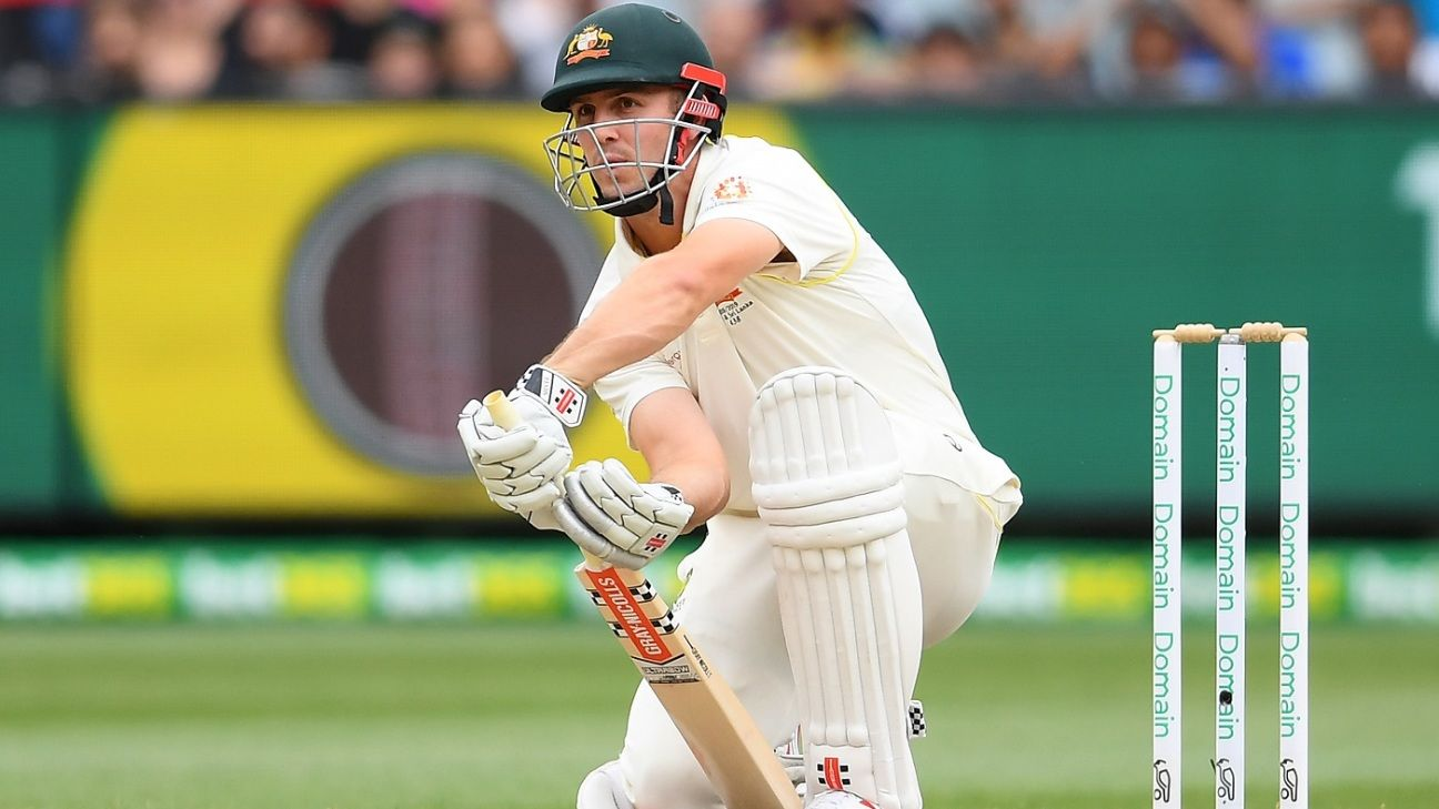 Australia slip well behind India in old-ball duel