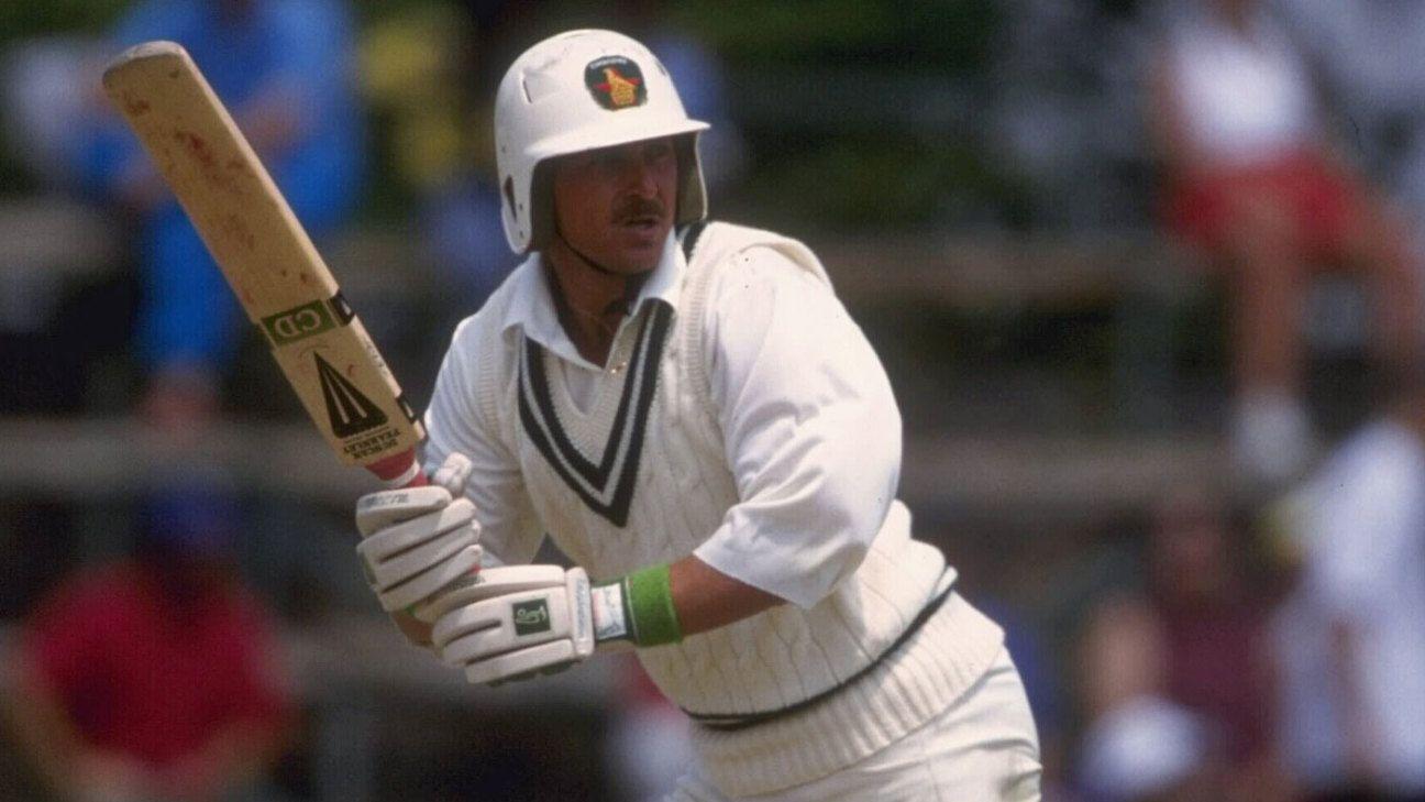 Houghton takes on New Zealand