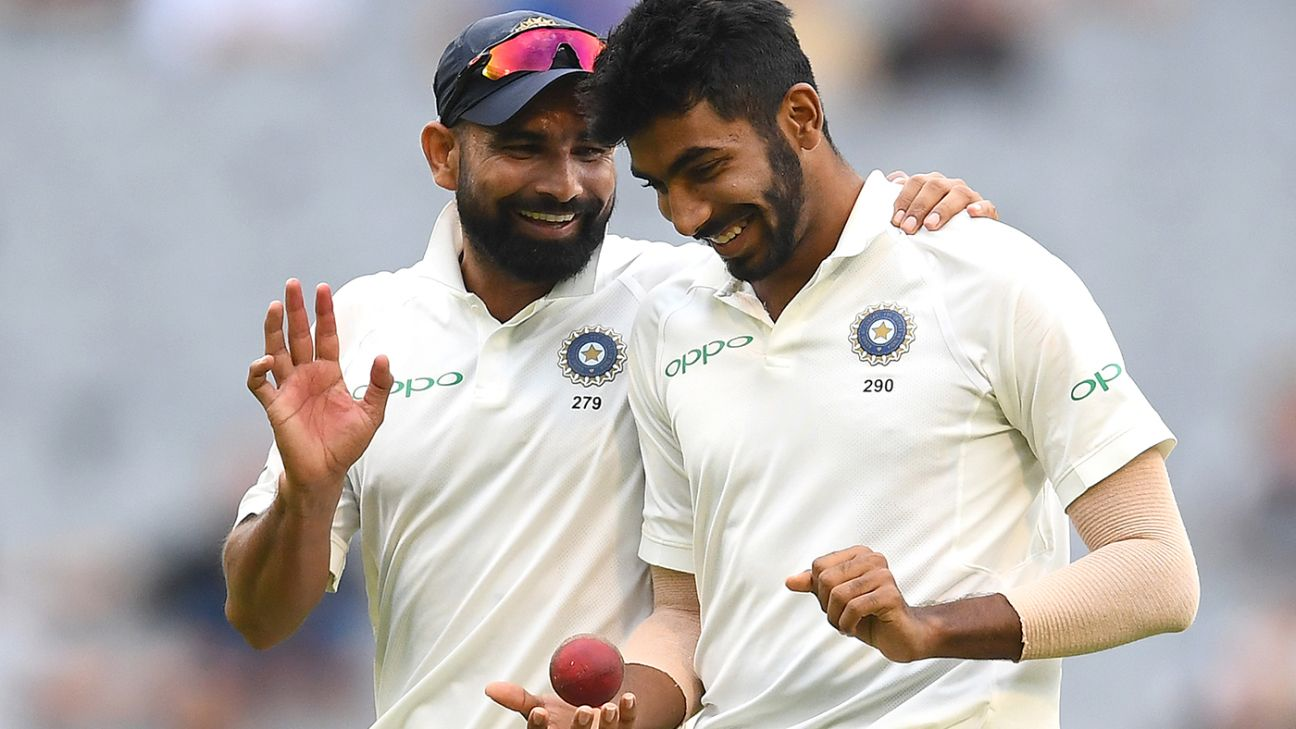 Bumrah, Shami, and the junoon that keeps them going