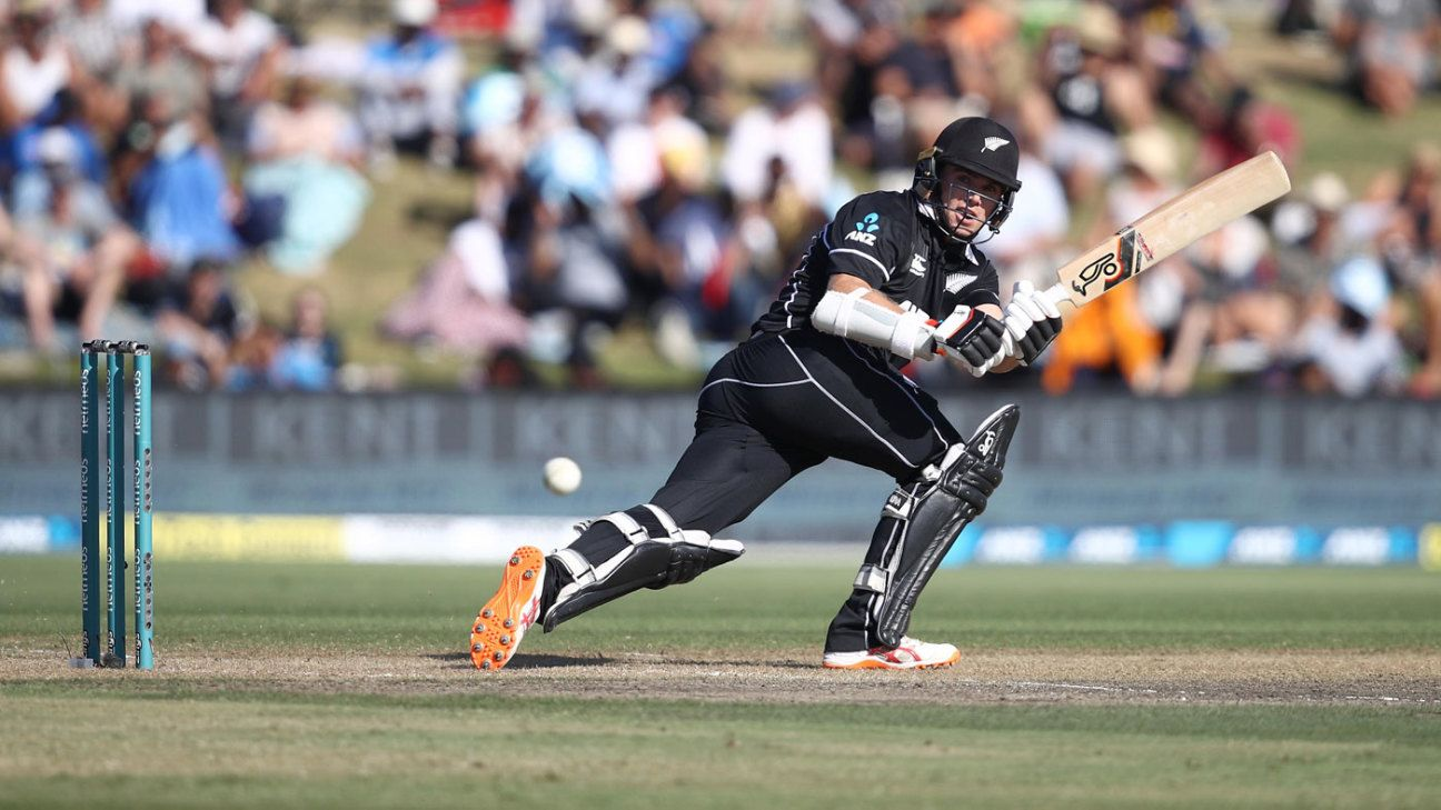 Injured Tom Latham in doubt for New Zealand's World Cup opener