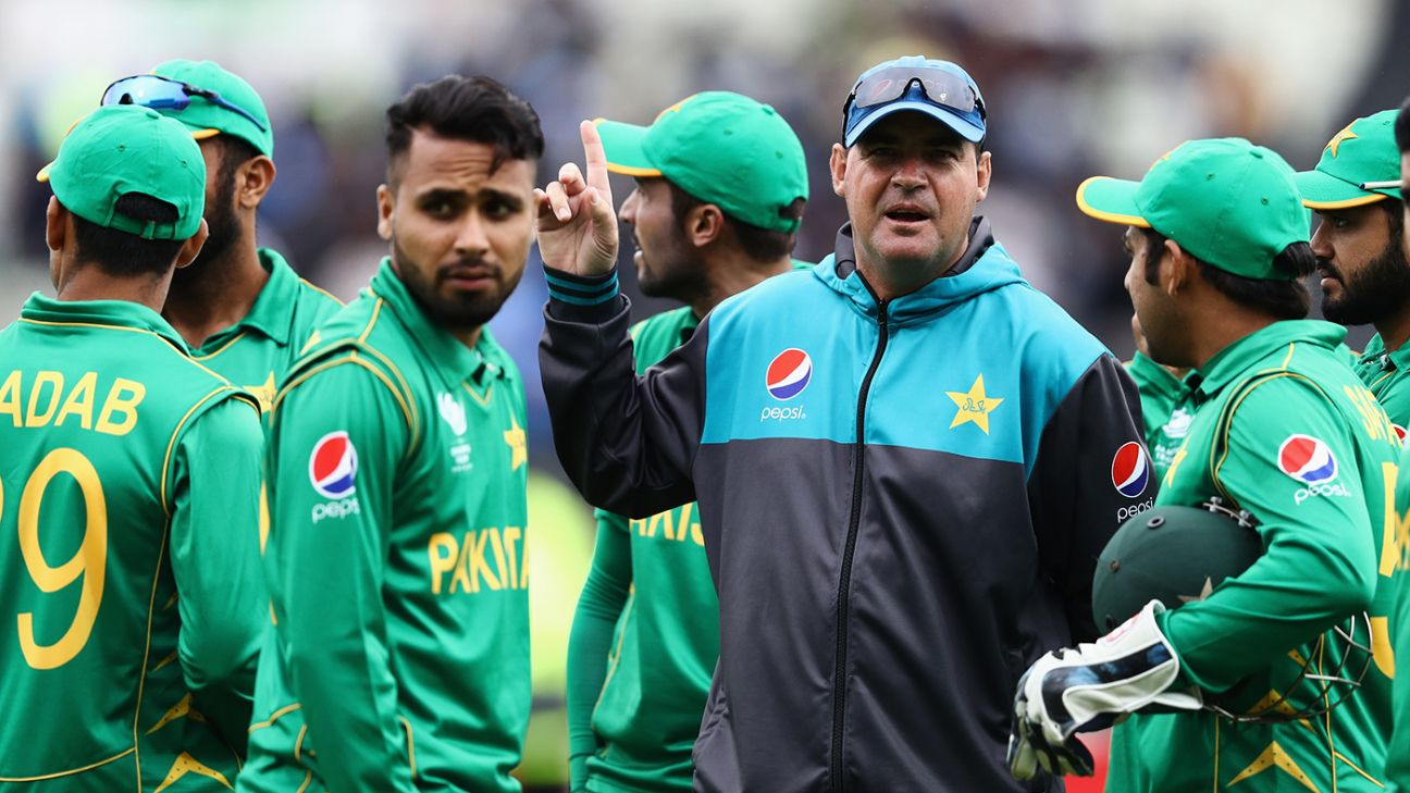 Image result for There's no room for error in the world cup for pakistan cricket team