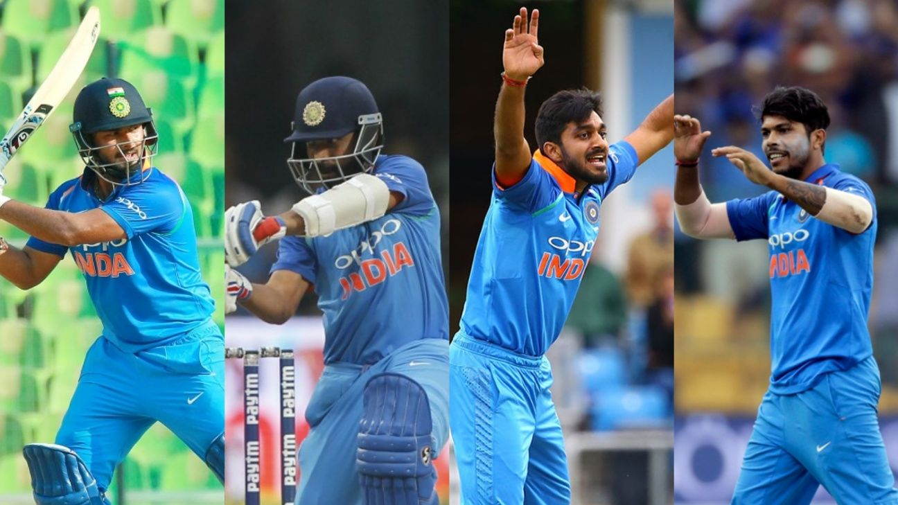 Whom should India try before the World Cup squad announcement deadline?