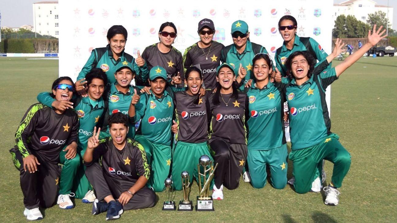 Ameen, Sandhu, Baig give Pakistan women historic series win
