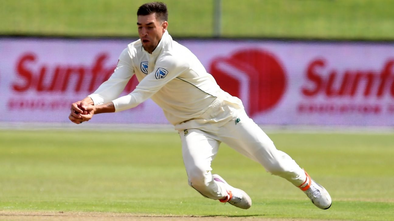 Hope to play Test cricket for England - Olivier