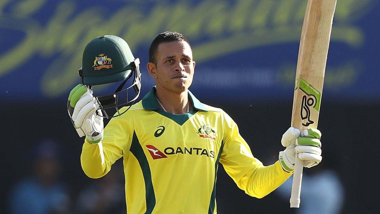 Australia prepare to show their World Cup hand