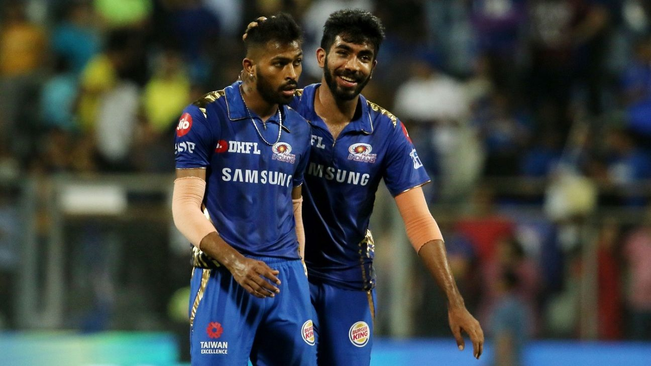 The blueprint for Mumbai Indians' IPL success