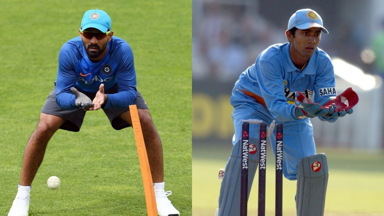 Has Dinesh Karthik featured in the same ODI as…