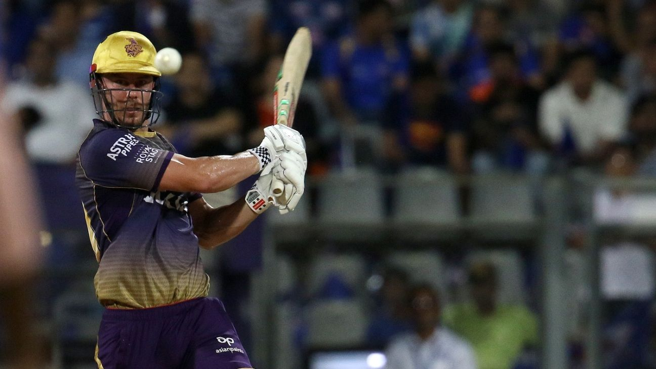 KKR release Chris Lynn, Robin Uthappa; RCB let go of several overseas names