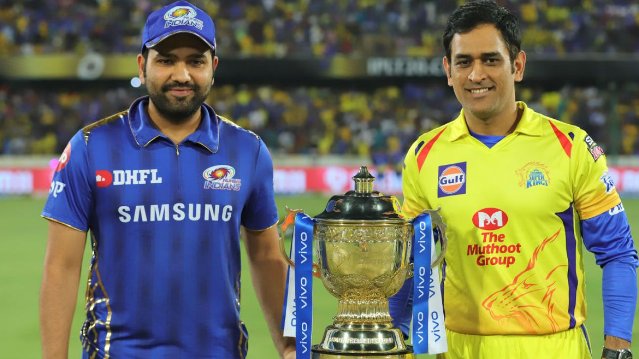 Mumbai Indians to host CSK in IPL 2020 opener on March 29