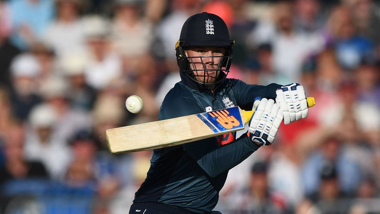 'We've come a long way since 2015' - Jason Roy epitomises England's journey from zeroes to heroes