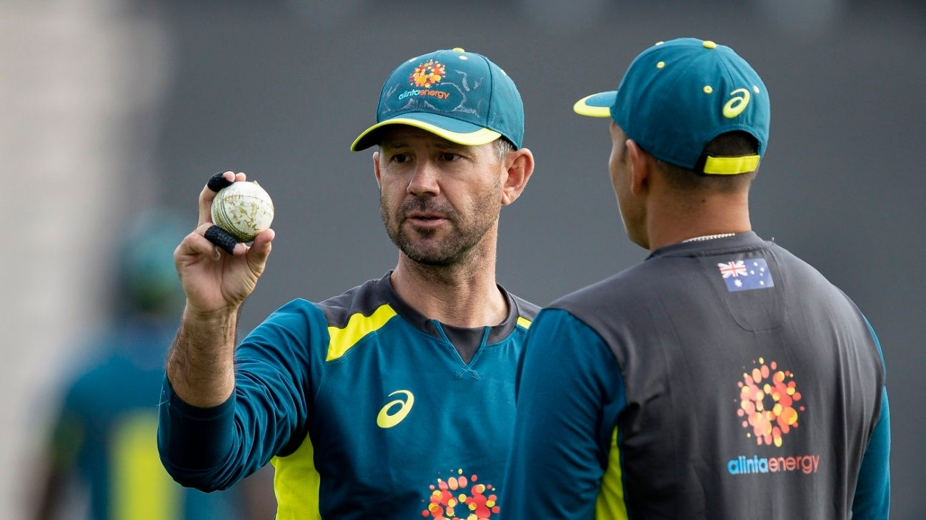 Ponting concerned by Australia's short-ball troubles