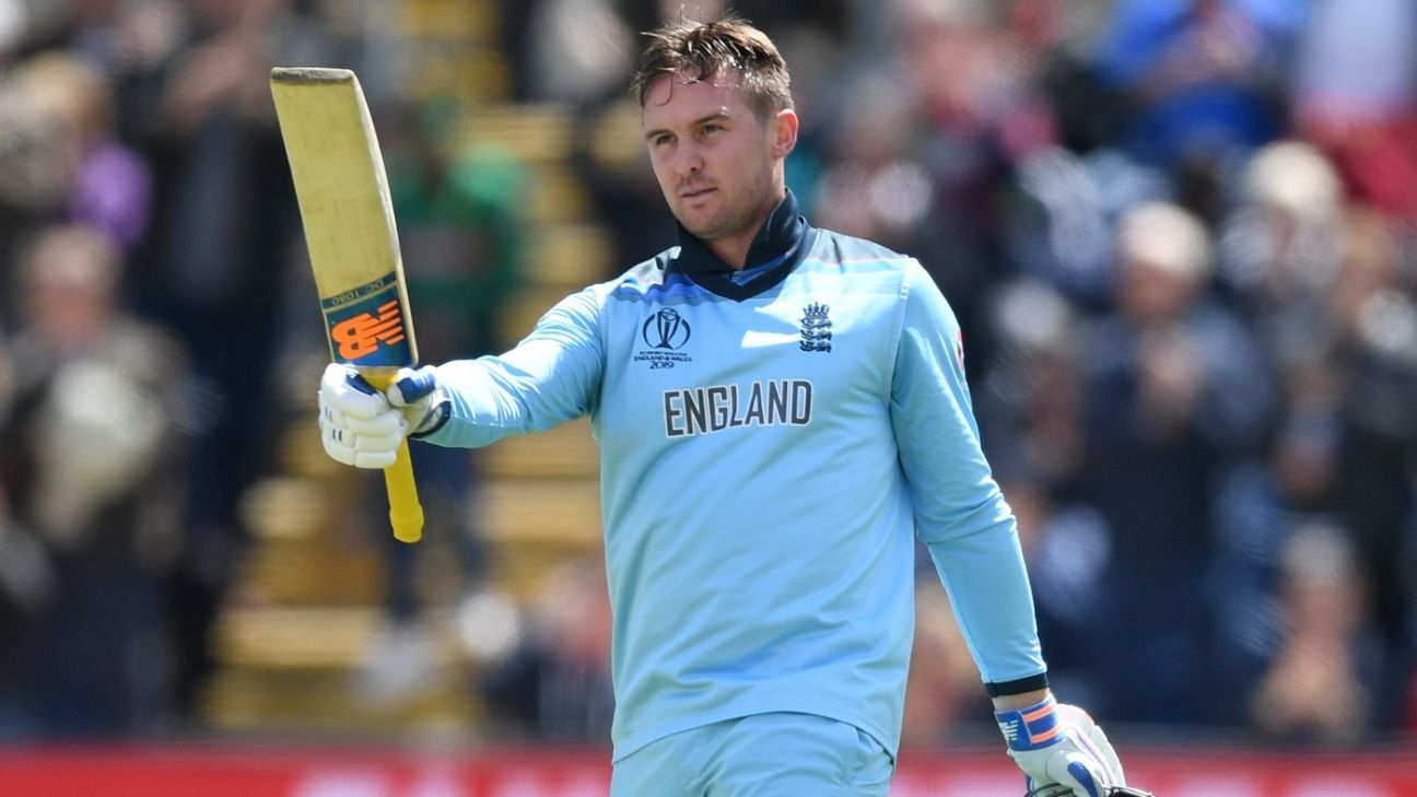 Jason Roy set for Test debut as Olly Stone and Lewis Gregory earn call-ups