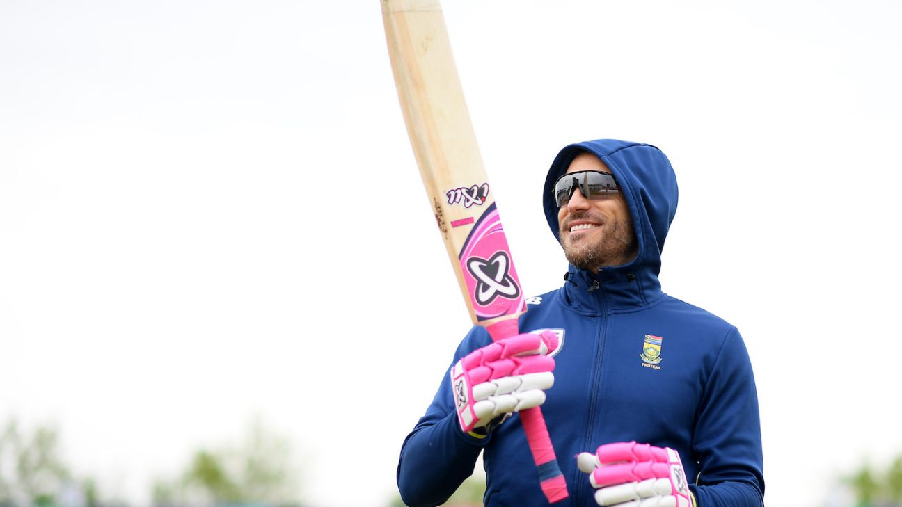 AB de Villiers revelations could bring South Africa World Cup squad closer – Faf du Plessis