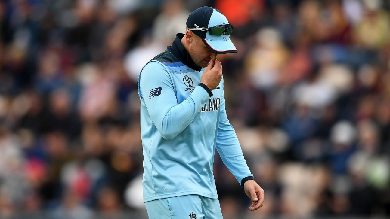 Eoin Morgan doesn't rule out Alex Hales return, but conscious of 'stigma'