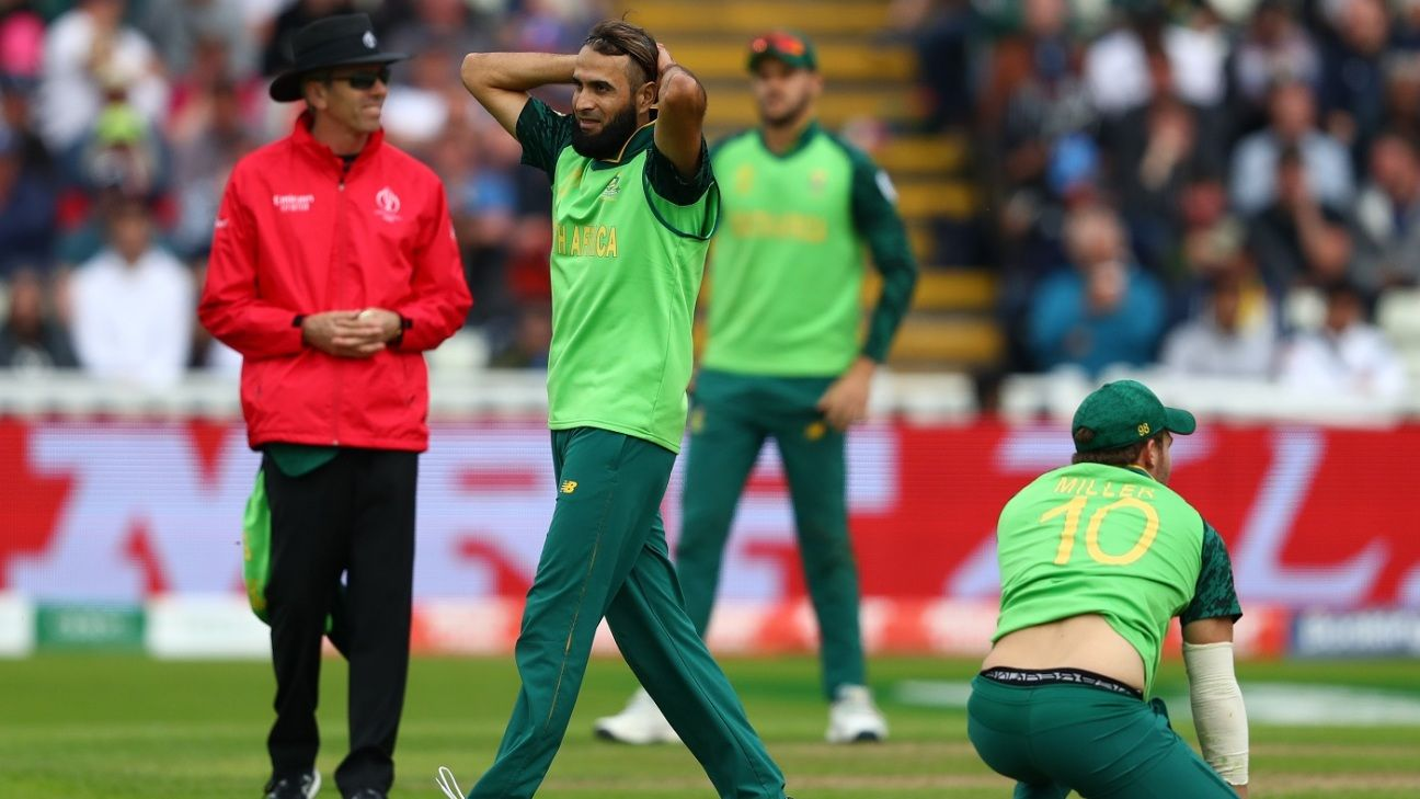 How South Africa's catalogue of errors dashed their World Cup hopes