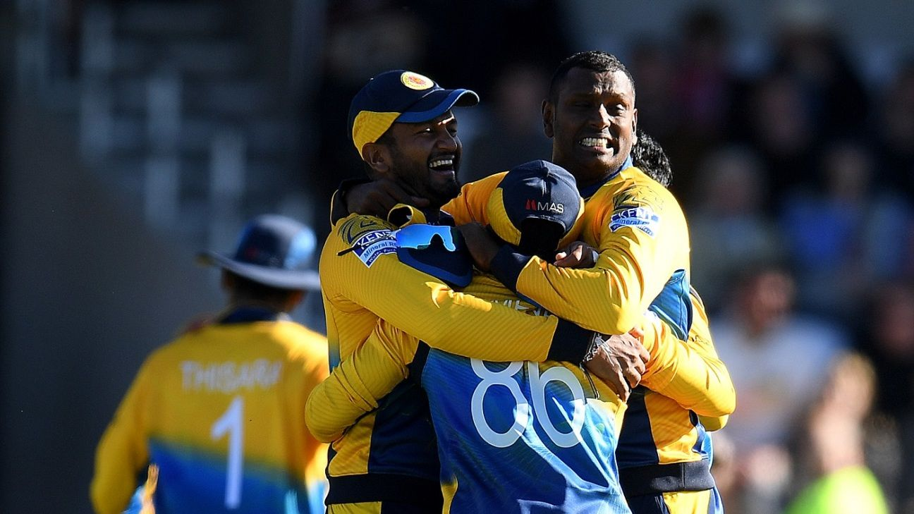 'Winning three out of seven is almost 50%' – Sri Lanka chief selector on World Cup campaign