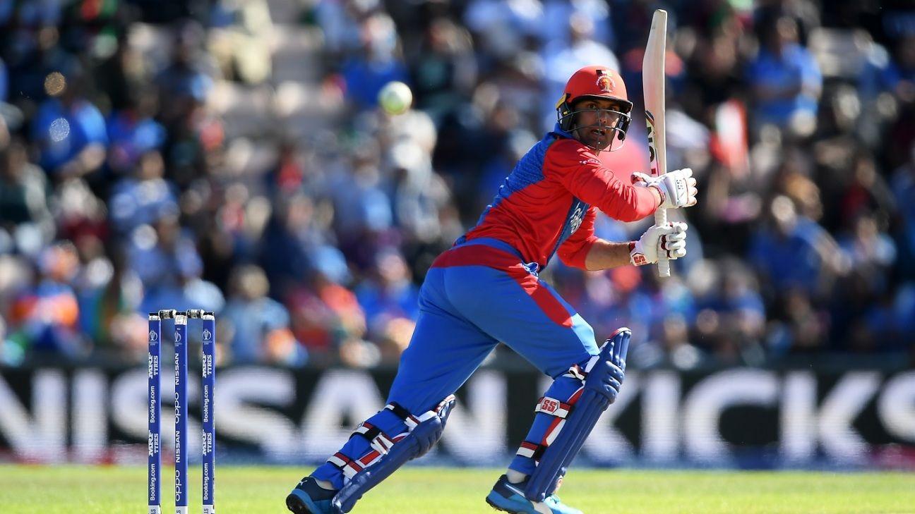 Seven sixes in seven balls - Mohammad Nabi and Najibullah Zadran go bang!